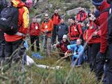 Participation of the HRT to the International Congress for Alpine Rescue