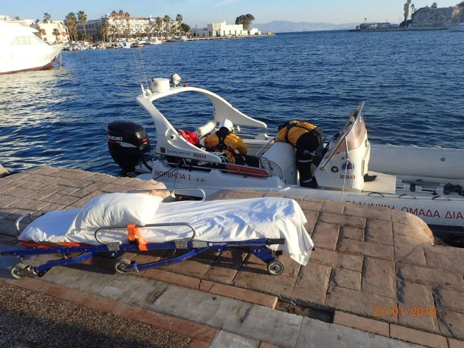 One more accident with dead refugees in Kos