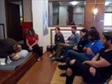 "First aid training for ""Save the Children"" in Greece"