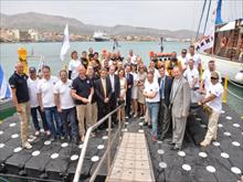 Irini and Athina: Two new rescue boats joined Hellenic Rescue Team's fleet
