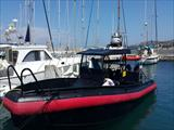 New rescue boat for Hellenic Rescue Team in Kos