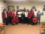 RS (Norwegian Society for Sea Rescue) delegation visits Hellenic's Rescue Team branches in Volos, Corfu and Irakleio