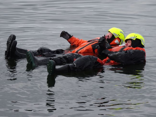 Second training course for HRT's members for Search and Rescue in Norway