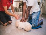 More than 1.500 refugees have been trained in prevention, self-protection and First Aid by Hellenic Rescue Team