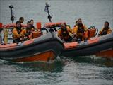 UNHCR supports Hellenic Rescue Team Chios by donating fuel for rescue vessels