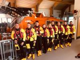 Hellenic Rescue Team participated in the International Maritime Rescue Federation crew exchange program