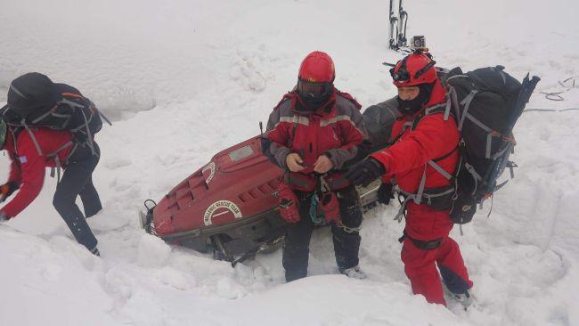 Η Ελληνική Ομάδα Διάσωσης συμμετέχει στις έρευνες για τον αγνοούμενο μοναχό στο Άγιο Όρος