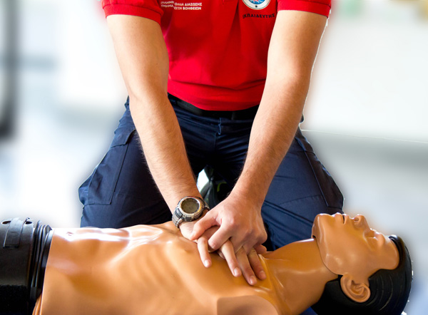First Aid Training in Thessalonki